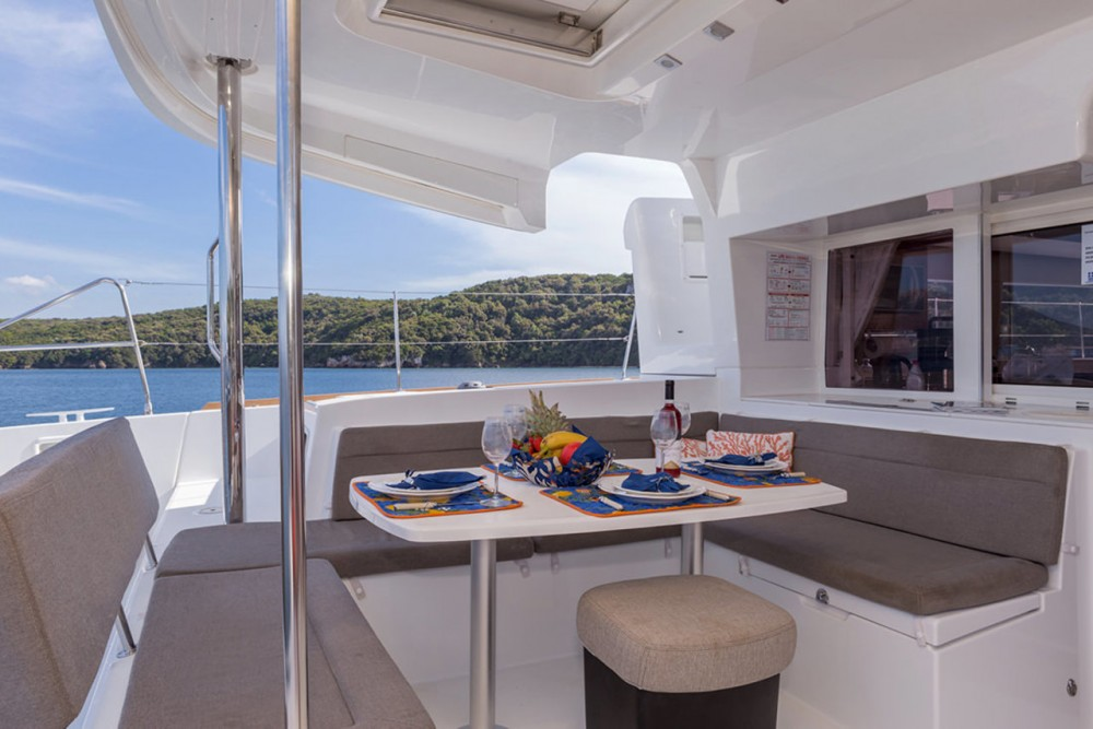 Catamaran for rent Ionian Islands at the best price