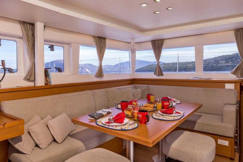 Boat rental Ionian Islands cheap Lagoon 450 - 4 + 2 cab.