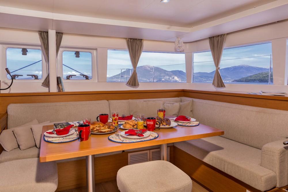 Rental yacht Ionian Islands - Lagoon Lagoon 450 - 4 + 2 cab. on SamBoat
