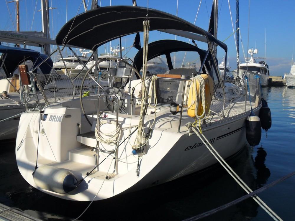Rental Sailboat in Grad Zadar - Elan Elan 333