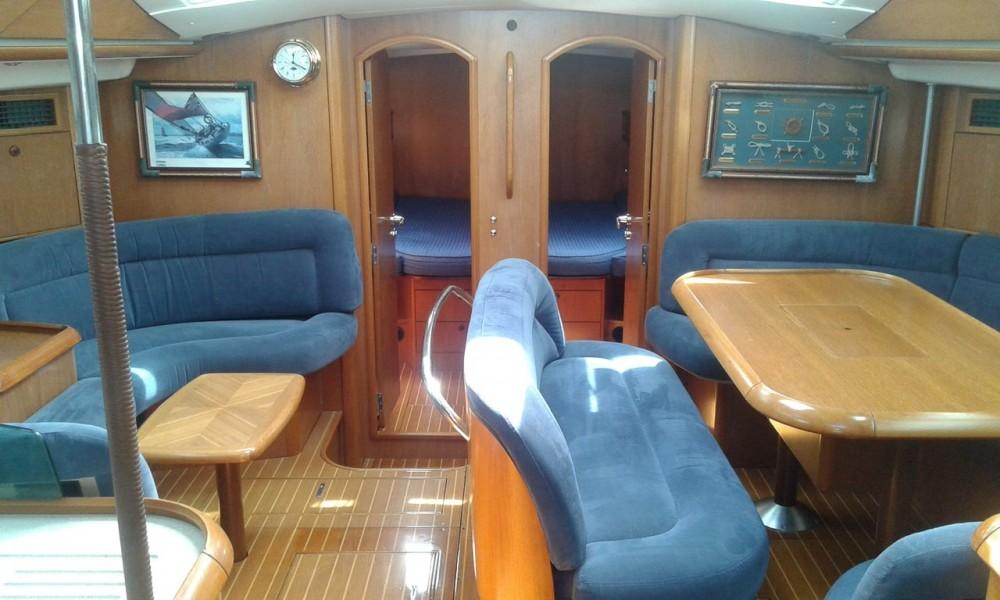 Boat rental Jeanneau Sun Odyssey 54 DS in Grad Zadar on Samboat