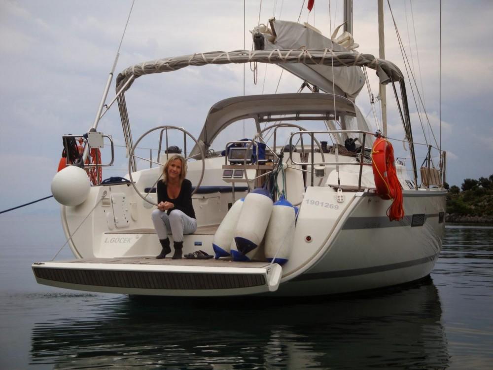 Bavaria Bavaria Cruiser 40 between personal and professional Muğla