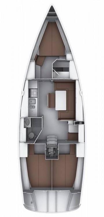 Rental Sailboat in Muğla - Bavaria Bavaria Cruiser 40