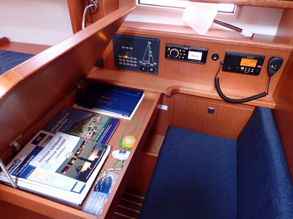 Boat rental Bavaria Bavaria Cruiser 41 - 3 cab. in Muğla on Samboat