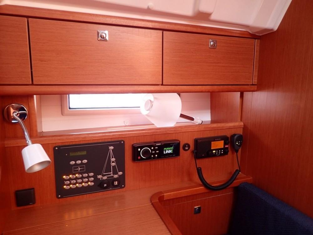 Rental Sailboat in Muğla - Bavaria Bavaria Cruiser 41 - 3 cab.