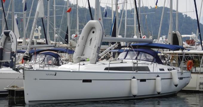 Boat rental Bavaria Cruiser 51 in Göcek on Samboat