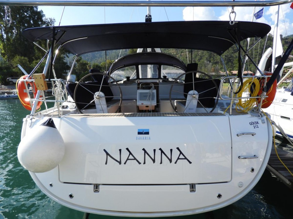 Rent a Bavaria Bavaria Cruiser 51 Muğla