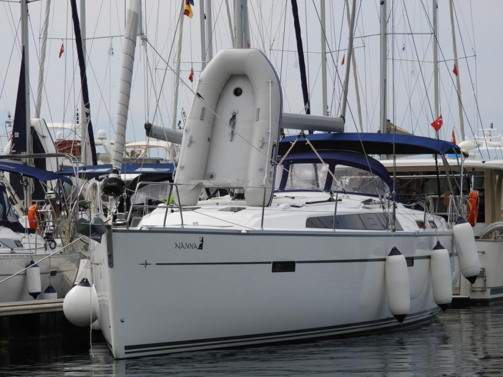Rental Sailboat in Muğla - Bavaria Bavaria Cruiser 51