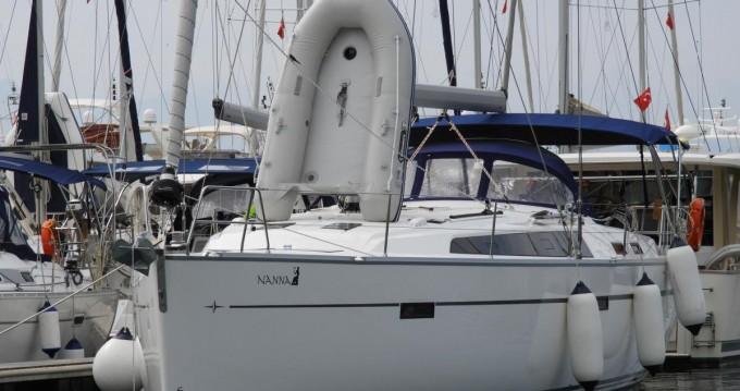 Rental Sailboat in Göcek - Bavaria Cruiser 51