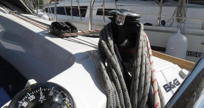 Rental yacht Göcek - Jeanneau Sun Odyssey 349 on SamBoat