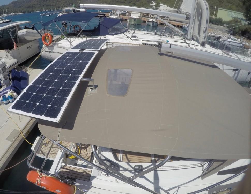 Boat rental Jeanneau Sun Odyssey 349 in Muğla on Samboat