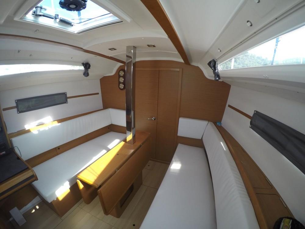 Boat rental Muğla cheap Sun Odyssey 349