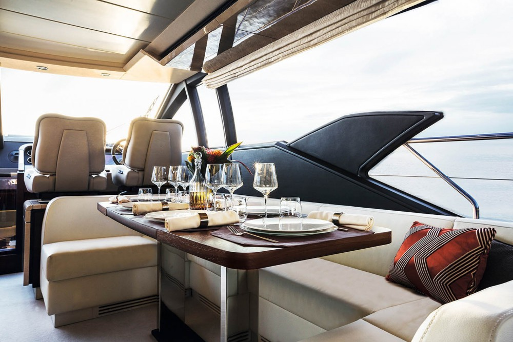 Rental Yacht in Split - Azimut Azimut 66