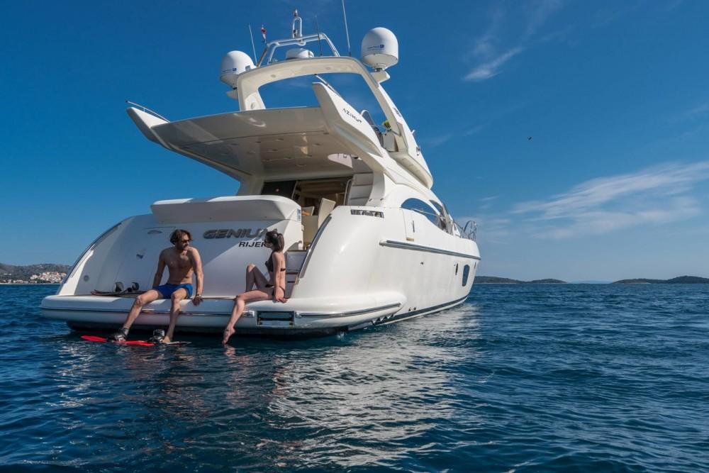 Boat rental Split cheap Azimut 68 EVO - 4 cab.