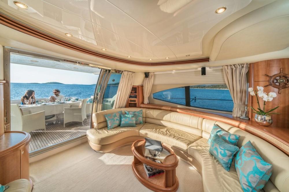 Rental yacht Split - Azimut-Benetti-Yachts Azimut 68 EVO - 4 cab. on SamBoat