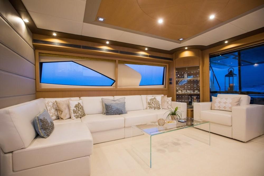 Rental Yacht in  - Evo Marine Deauville 760