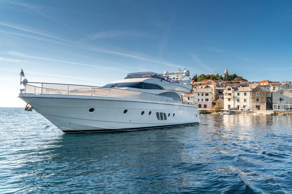 Dominator-Shipyard Dominator 62 S between personal and professional Split