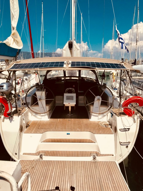 Rental Sailboat in Corfú - Bavaria Cruiser 46