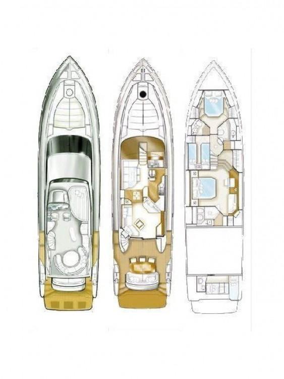 Boat rental Dominator-Shipyard Dominator 62 S in Split on Samboat