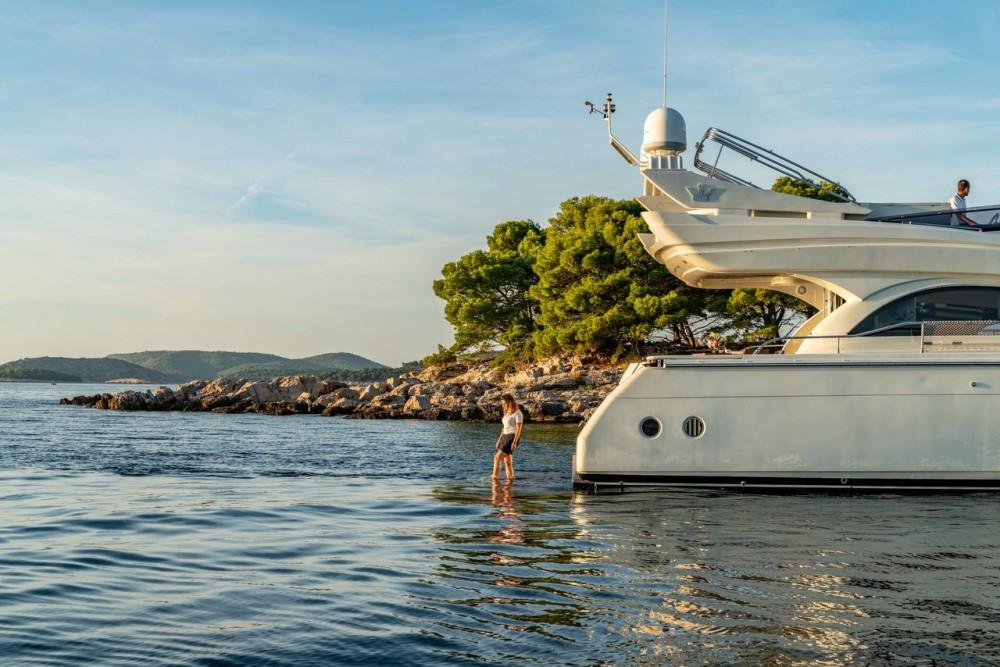 Rental yacht Split - Dominator-Shipyard Dominator 62 S on SamBoat