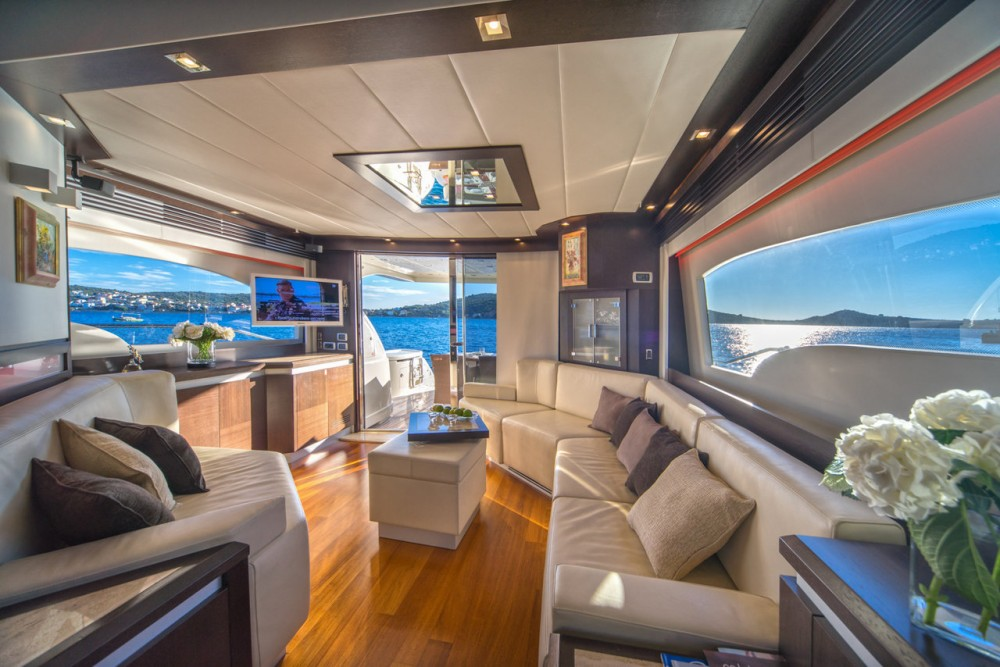 Rental Motorboat in Split - Dominator-Shipyard Dominator 62 S
