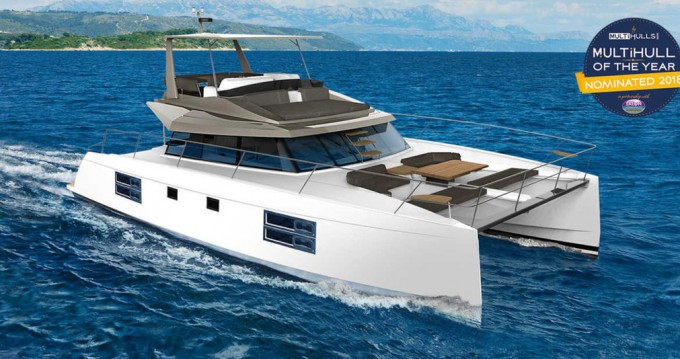 Boat rental Gouvia cheap Nautitech 47