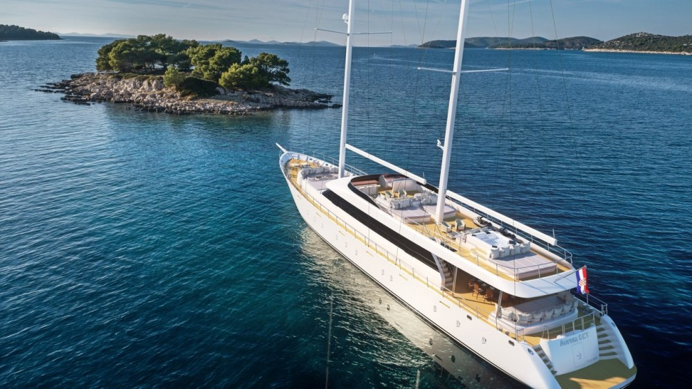 Rental yacht Grad Pula - Odisej Ltd MS Custom Line on SamBoat
