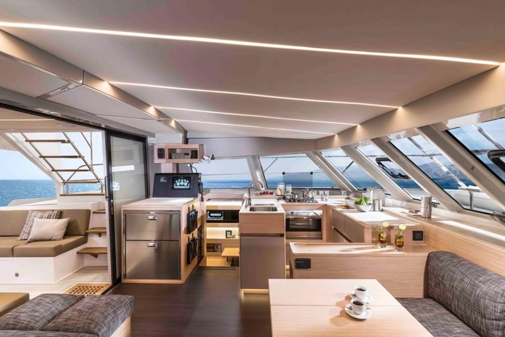 Rental yacht Korfu - Bavaria Nautitech 47 Power - 4 + 2 cab. on SamBoat