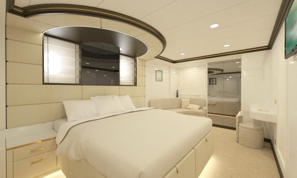 Boat rental Odisej Ltd MS Custom Line in Grad Pula on Samboat