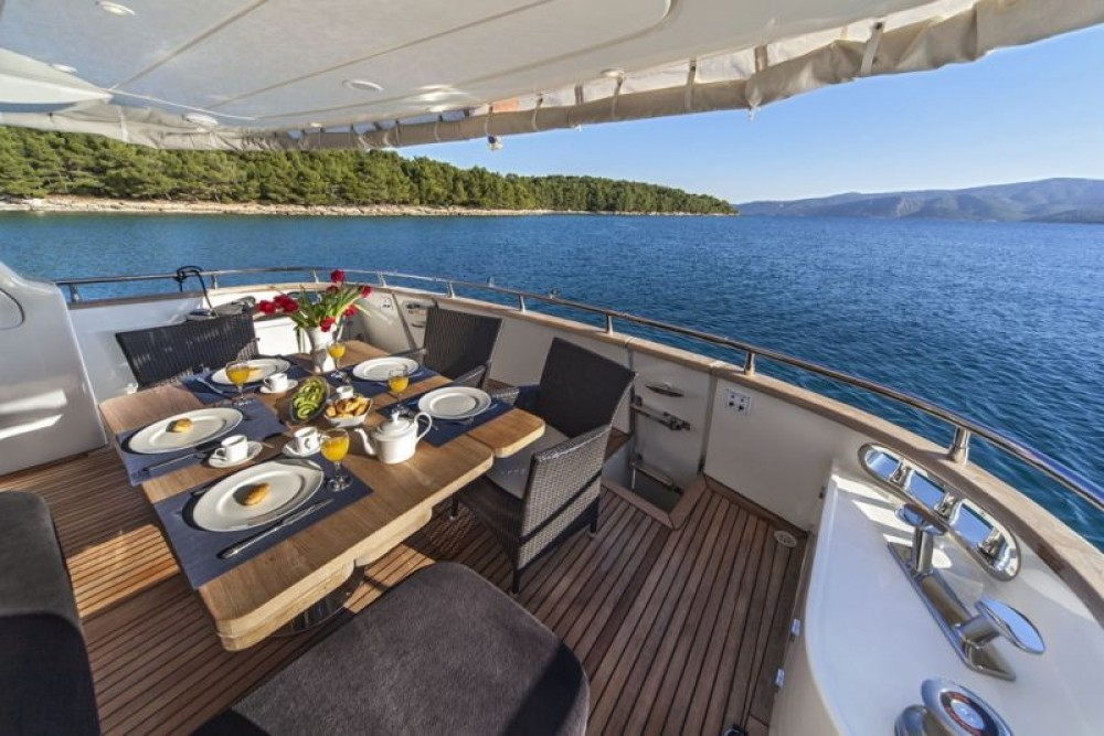 Hire Motorboat with or without skipper Maiora-Fipa-Group Split
