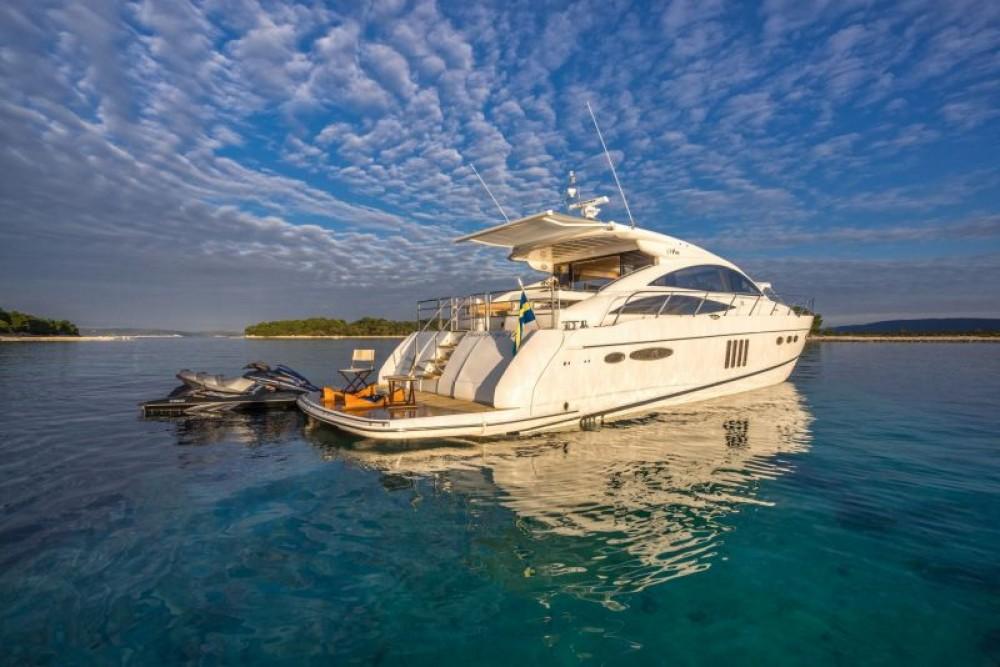 Boat rental Split cheap Princess V65 - 3 cab.