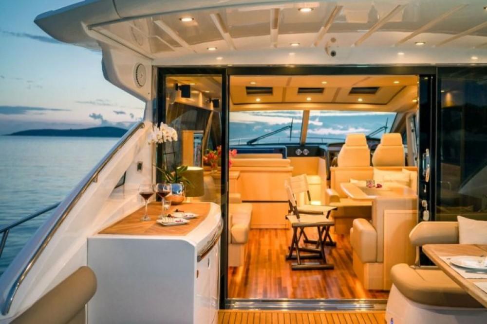 Boat rental Princess-Yachts Princess V65 - 3 cab. in Split on Samboat