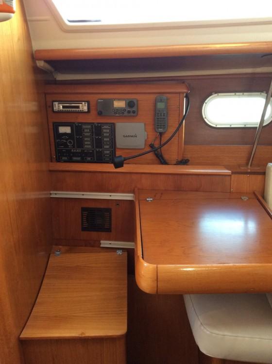 Rental Sailboat in Ionian Islands - Jeanneau Sun Odyssey 35