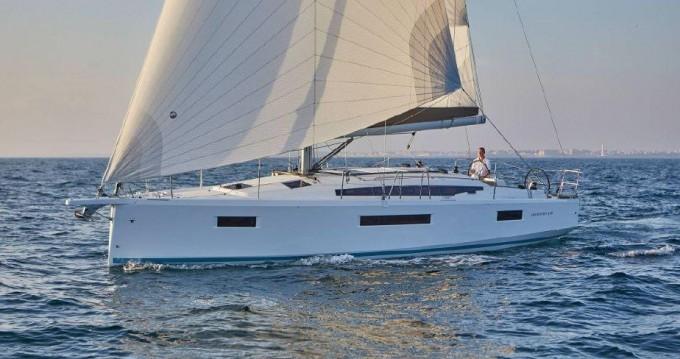 Rental yacht Lefkada - Jeanneau Sun Odyssey 410 - 3 cab. on SamBoat