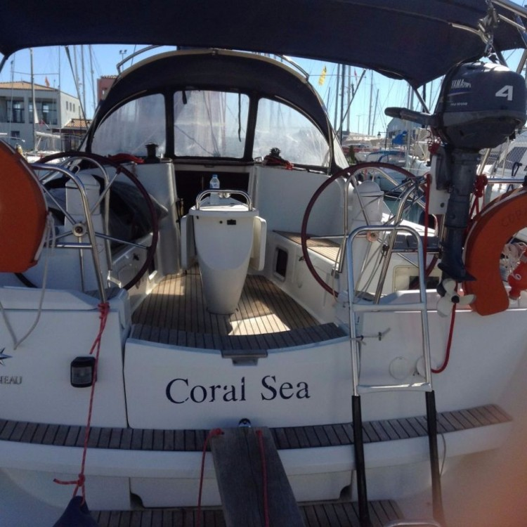Rental Sailboat in Ionian Islands - Jeanneau Sun Odyssey 42i