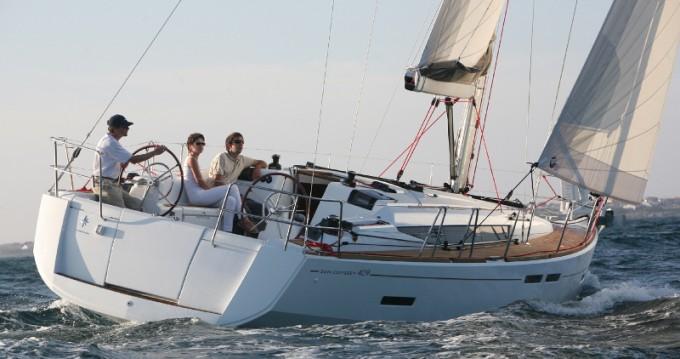 Boat rental Portocolom cheap Sun Odyssey 409