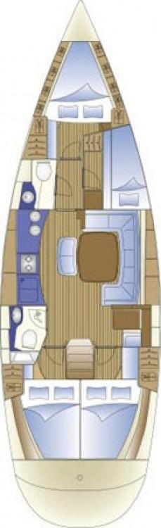 Rental yacht Péloponnèse - Bavaria Bavaria 44 on SamBoat