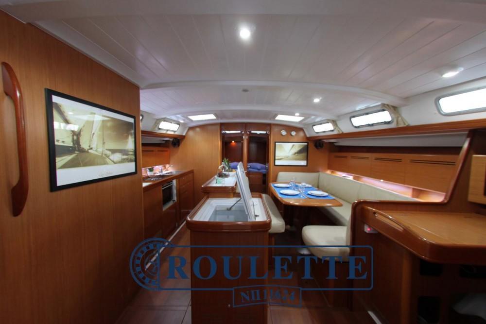 Rental yacht Peloponnese - Bénéteau Cyclades 50.5 - 5 + 1 cab. on SamBoat