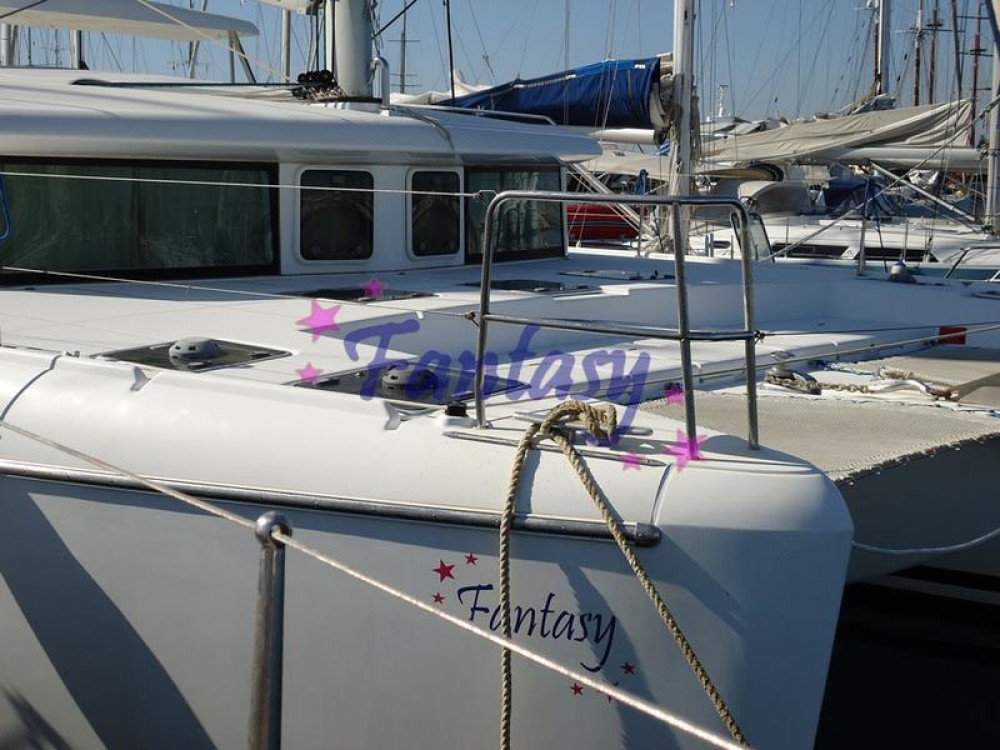 Lagoon Lagoon 420 - 4 cab. between personal and professional Peloponnese