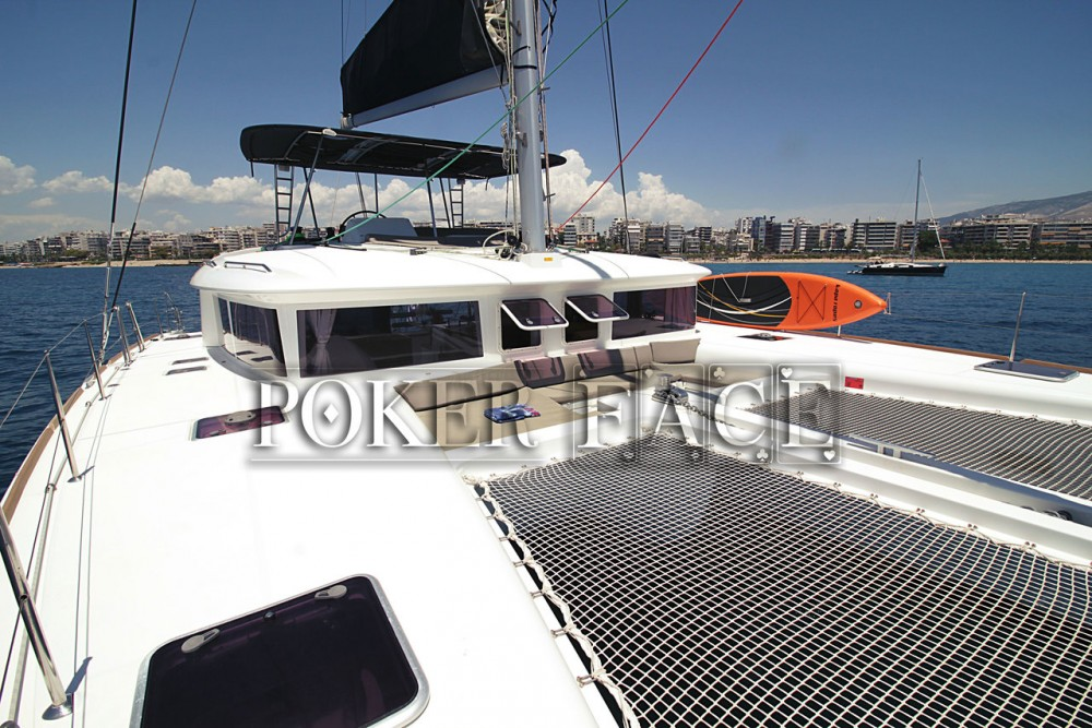 Lagoon Lagoon 450 - 4 + 2 cab. between personal and professional Peloponnese