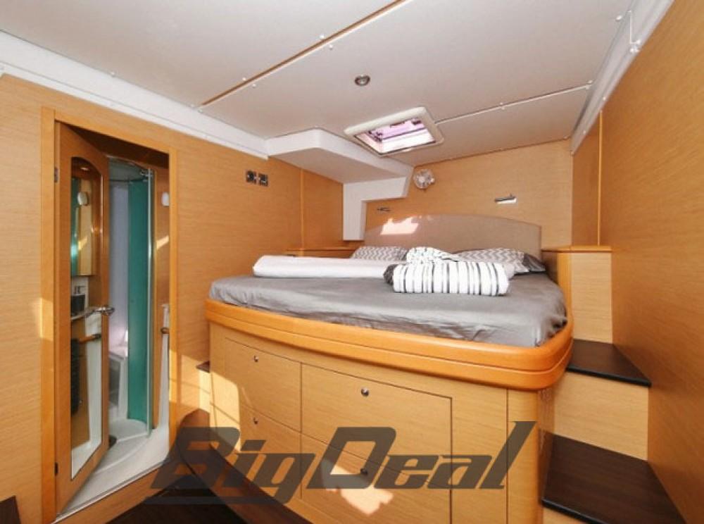 Rental Catamaran in Peloponnese - Lagoon Lagoon 500 - 5 + 1 + 1 cab.