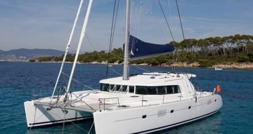 Rental yacht Alimos - Lagoon Lagoon 500 on SamBoat