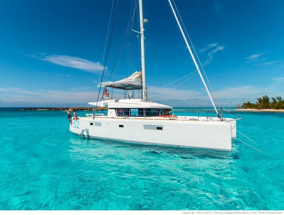 Rental yacht Peloponneso - Lagoon Lagoon 52 - 5 + 2 cab. on SamBoat