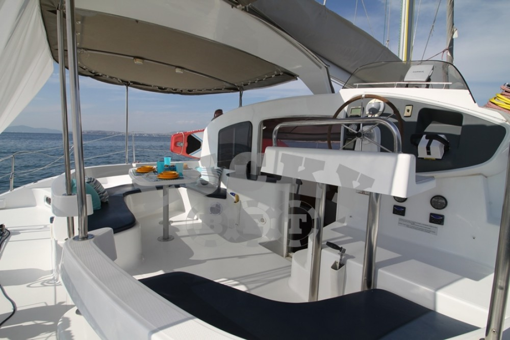 Fountaine Pajot Lavezzi 40 - 4 cab. between personal and professional Peloponnese