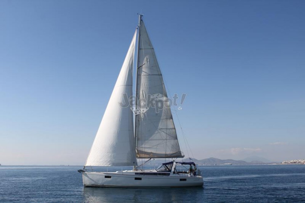 Boat rental Bénéteau Oceanis 48 - 5 cab. in Peloponnese on Samboat