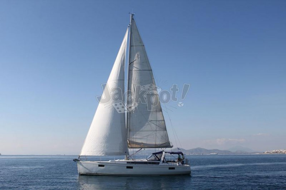 Rental Sailboat Bénéteau with a permit