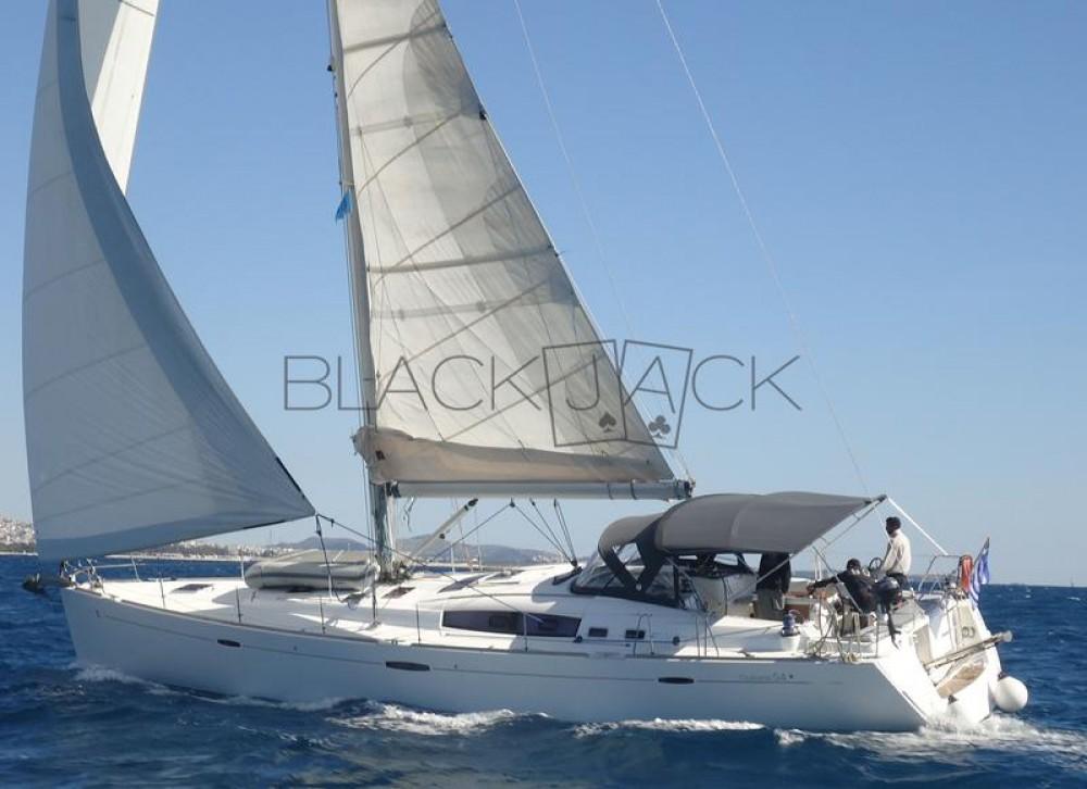 Rental yacht Peloponnese - Bénéteau Oceanis 54 - 4 cab. on SamBoat