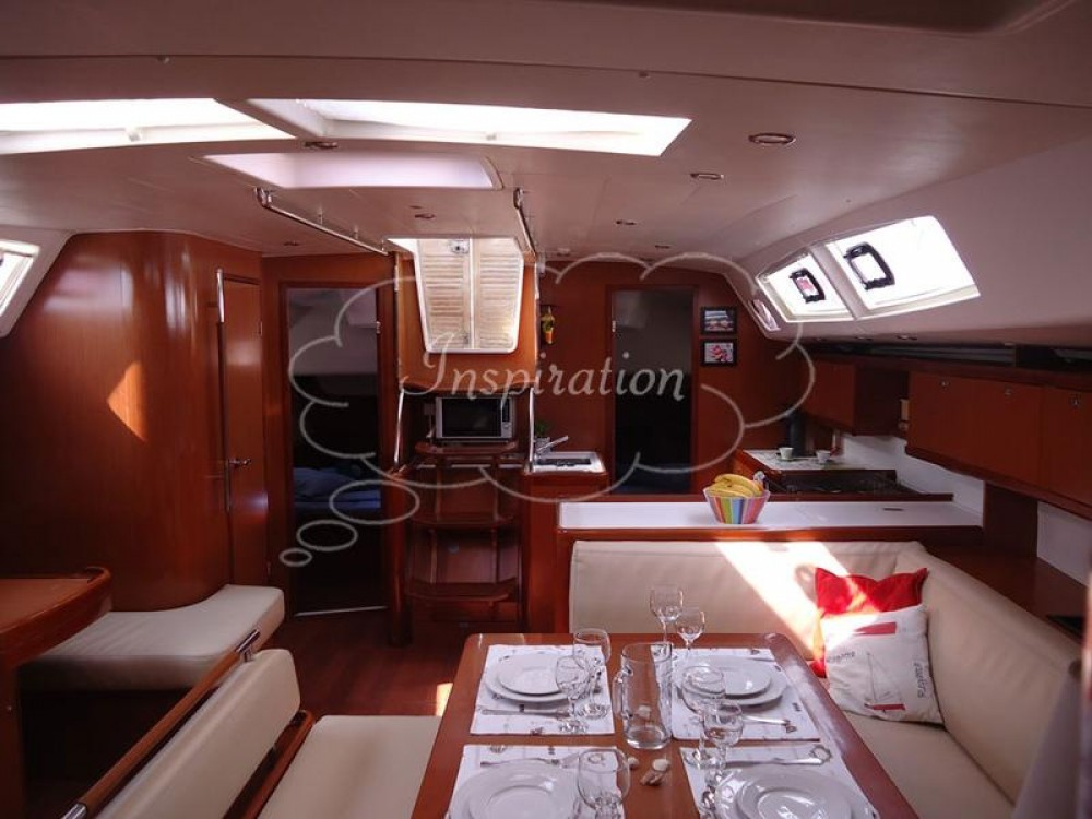 Rent a Bénéteau Oceanis 54 - 4 cab. Peloponnese