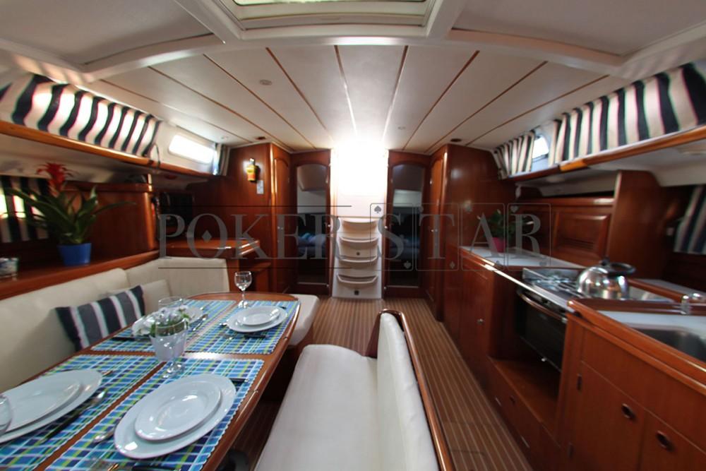 Rental Sailboat in Peloponnese - Bénéteau Oceanis Clipper 473