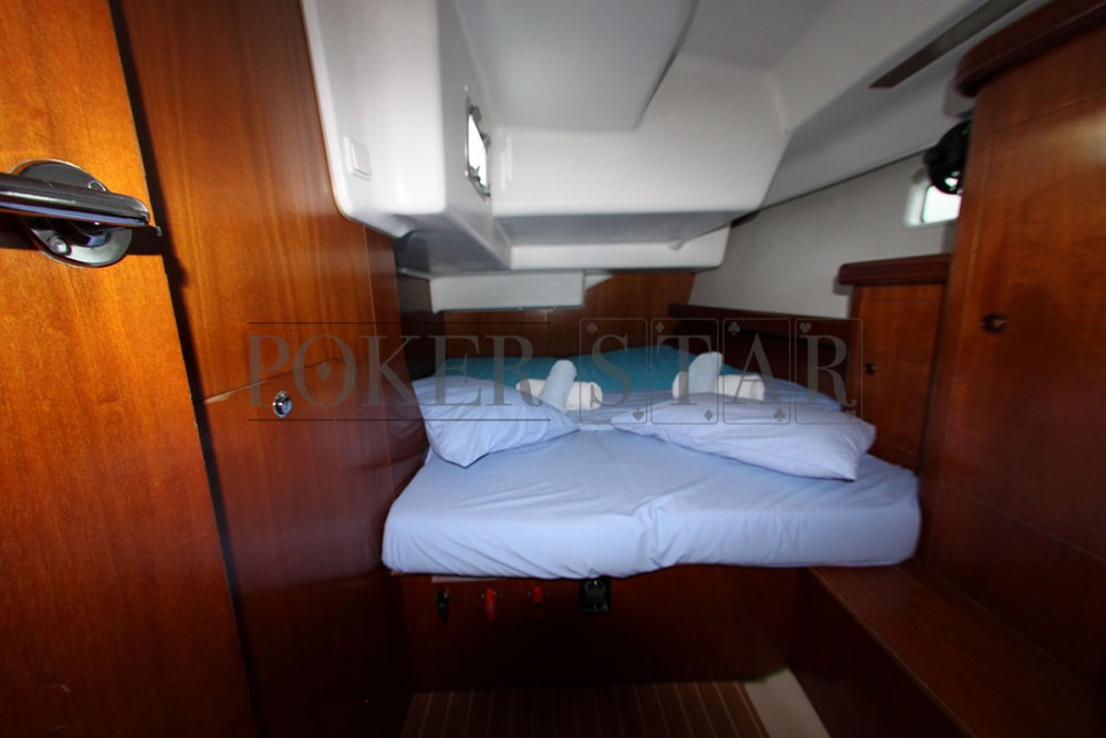 Bénéteau Oceanis Clipper 473 between personal and professional Peloponnese